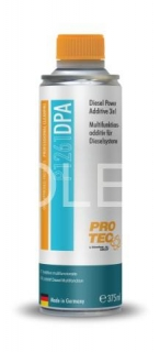 PRO-TEC DIESEL POWER ADDITIVE 3in1 - Multifunkčné aditívum 375 ml